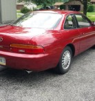 Would You Keep a 1992 Lexus SC300 w/ Manual Stock?