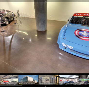 Porsche Atlanta Headquarter's Now Live on Google Streetview