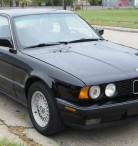 Can You Live in the Past Man? BMW 5 Series (Warren)