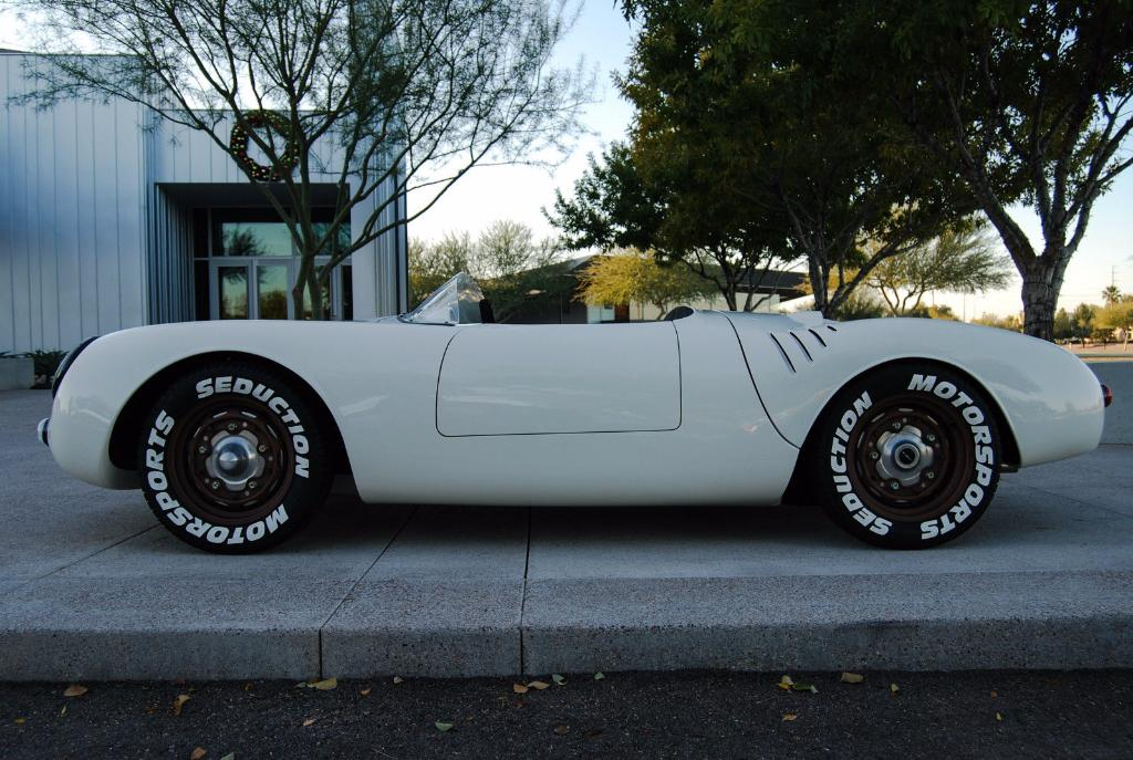 1955 Seduction Motorsports 550 Spyder Outlaw – 230hp Beast ...