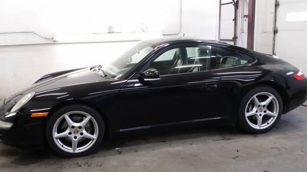 2006 Porsche 911 coupe – $22500 (Richmond)