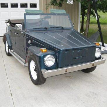 1973 VW Thing – $7500 (Empire, MI)