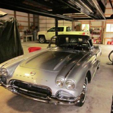 1962 Corvette – $68000 (Cheboygan)