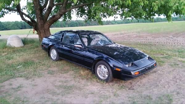 1985 300 ZX Nissan (scottville)