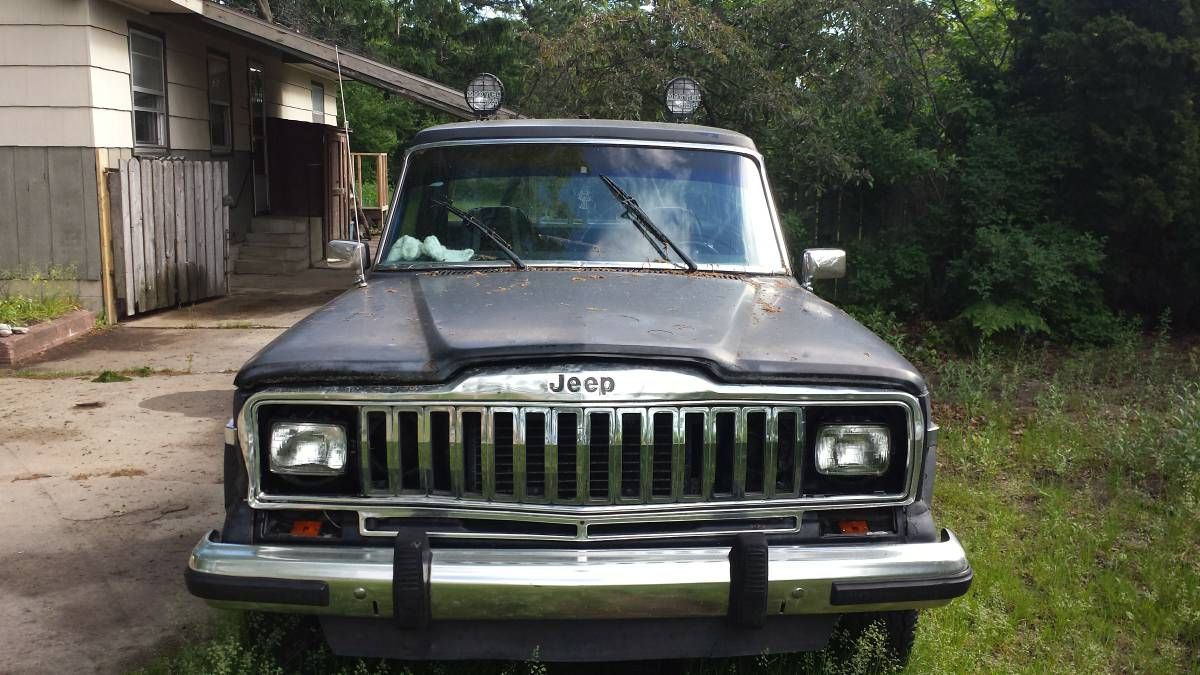 1982 Jeep J10 1500 Traverse City Groosh S Garage