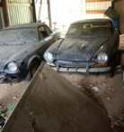 Fiats 1978 and 1981 - Barn Find (Brooklyn, MI)