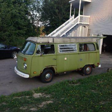 VW 1978 Camper Complete – $3995 (Auburn Hills)