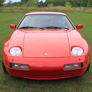 1990 Porsche 928 S4 – SOLD