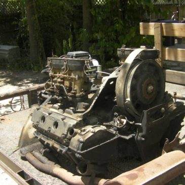 1971 Porsche 911 Engine Complete Spins Over Great! – $3795 (Shipped2U)