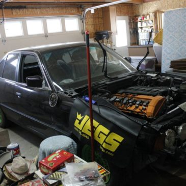 1991 BMW 525i Turbo Project – $1400 (Indian River)