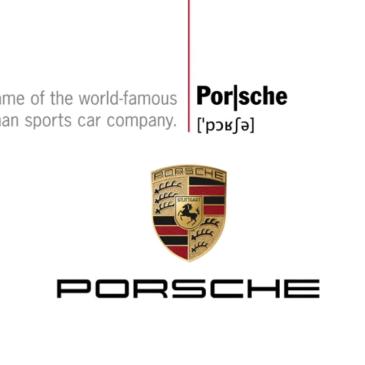 How to pronounce Porsche.