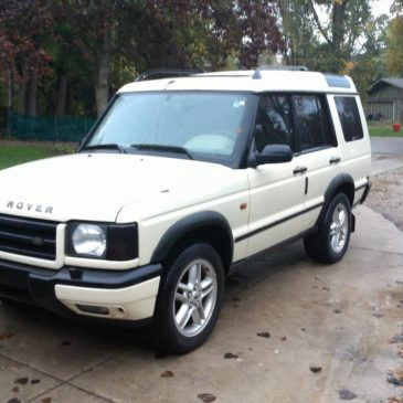 2002 Land rover Discovery – $3000 – A Buyer's Guide