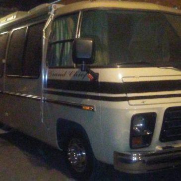 1974 GMC Motorhome – $12500