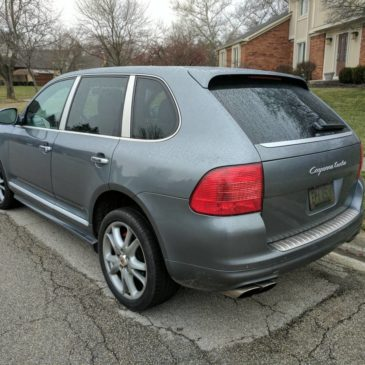 2004 Porsche Cayenne Turbo – $6400 (Worthington)