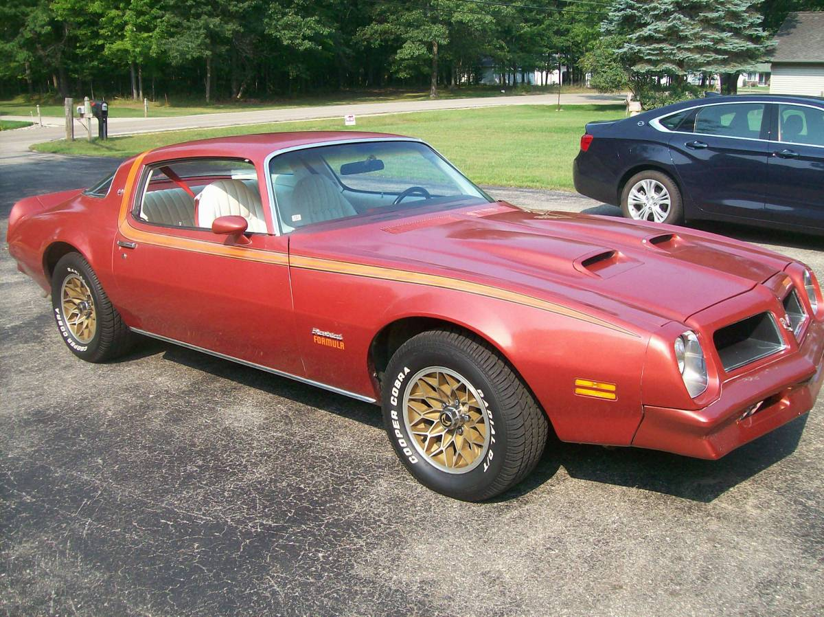 1976 Pontiac Firebird Formula 9500 Houghton Lake