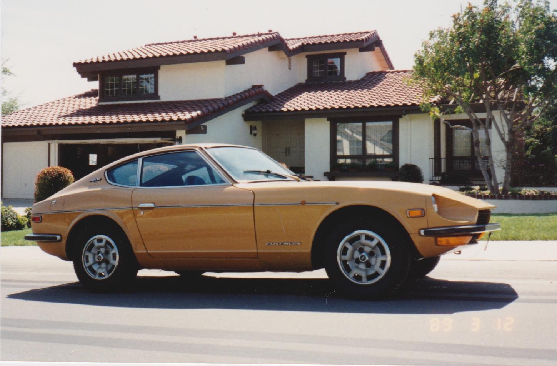 1971 Datsun 240Z, The First Restoration – Groosh\'s Garage