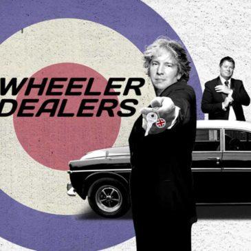 Edd China on leaving Wheeler Dealers