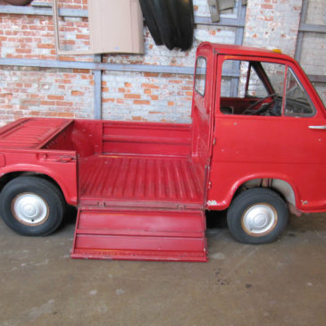 1969 Subaru Sambar 360 Micro Pickup Truck – Very Solid Project