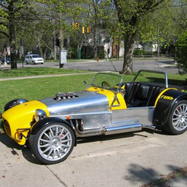 2004 Super Seven – $20000 (Ann Arbor)