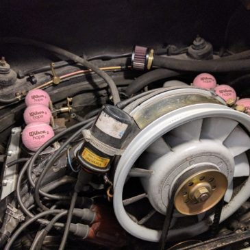 Restoration Wednesday, Porsche 911 Gets Ready for New Carburetors