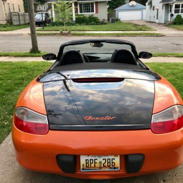 1998 Porsche Boxster – $6200 OBO – $6200 (Grand Rapids, MI)