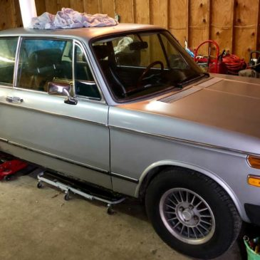 1974 BMW 2002 – $8950 (Michigan)