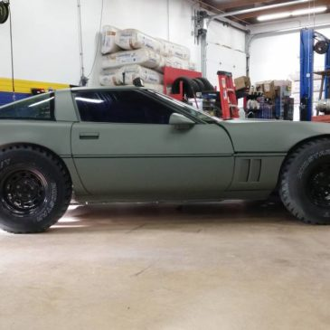 1984 Corvette Runs and drives! – $2500 (Naperville)