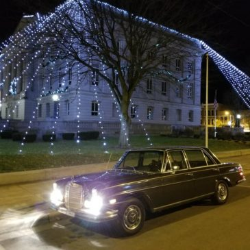 1972 Mercedes-Benz 280 SEL – $8000 (Kenton Oh)
