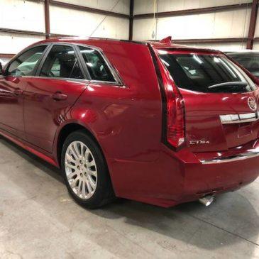 2010 Cadillac CTS 3.6L Performance AWD – $10999 (Farmington Hills)