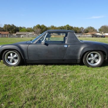 1974 Porsche 914-6 Conversion 2.7 Liter Engine ($18,000 on eBay in Texas)