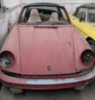For Sale 1974 Porsche Targa Roller