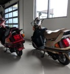 Sold - Two 1984 Honda Elite 125s